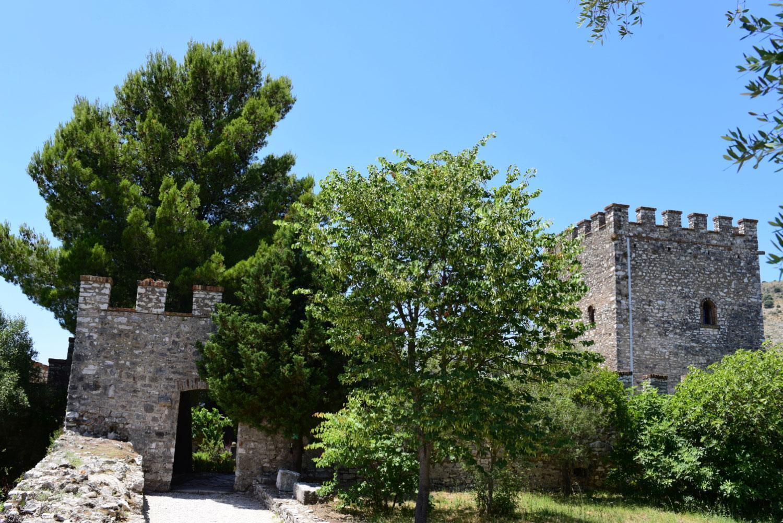 Ruinenstadt Butrint - Burg