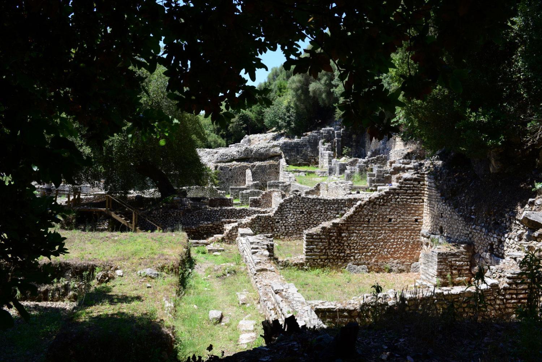 Ruinenstadt Butrint - Forum