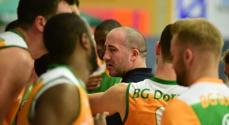 Besart Kelmendi - Coach BG Dorsten 2017/18