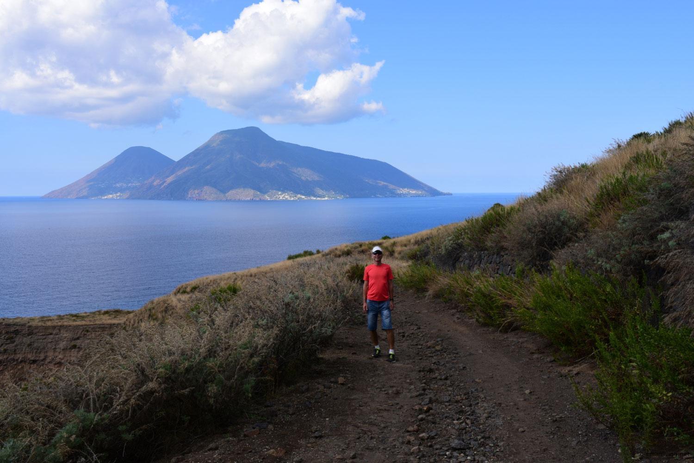 Wandern auf Lipari