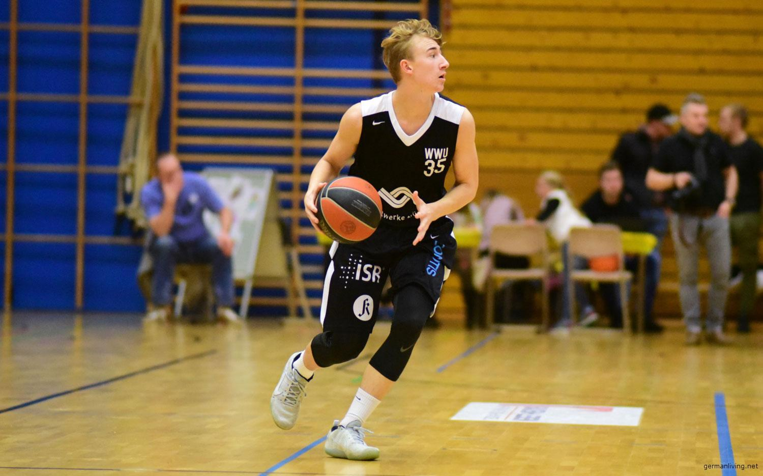 Nicolas Funk - WWU Baskets Münster