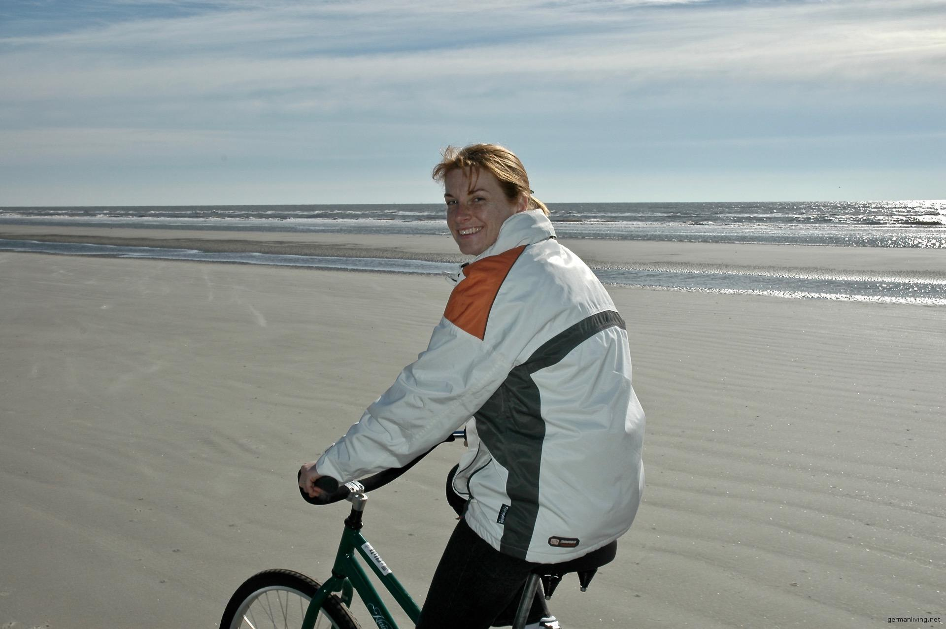 Biking Kiawah Island