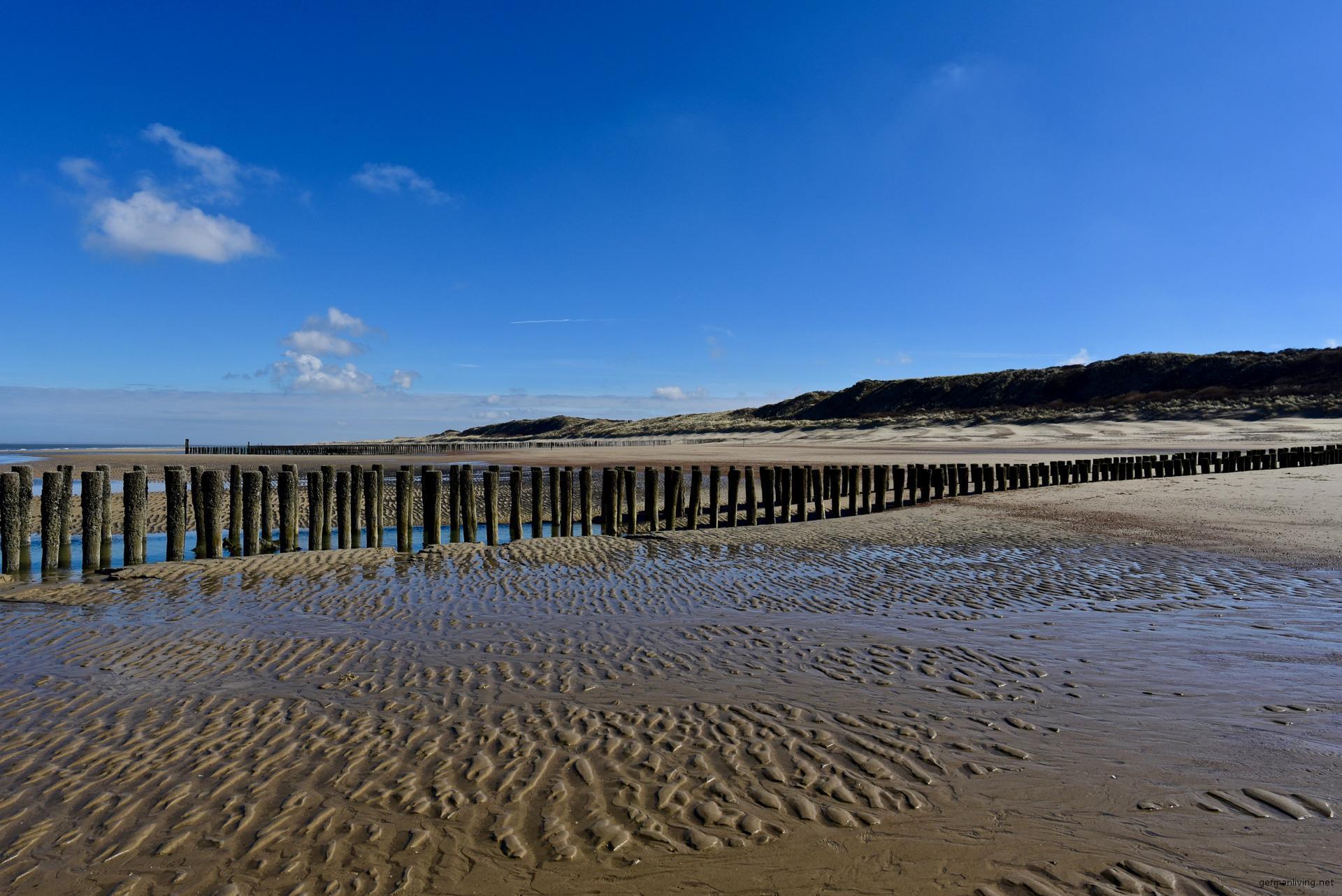 Strand bei Domburg De Manteling