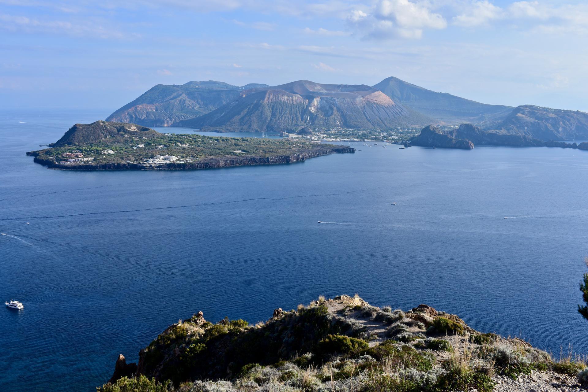 Vulcano Liparische Inseln